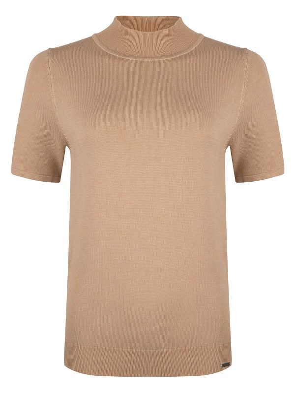 Ambika Top Jane Taupe